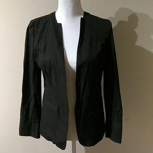 Black business jacket